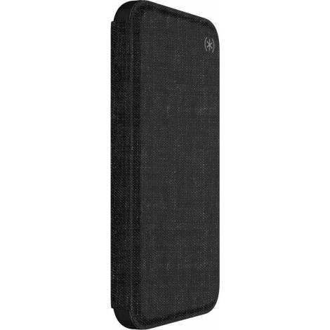SPECK IPHONE X CASE (110575-7358) PRESIDIO FOLIO ( BLACK)