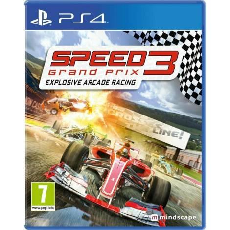 Speed 3 Grand Prix  (PS4)