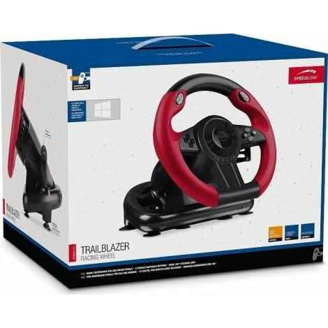 Speedlink Trailblazer Racing Wheel (SL-450500) (PS4/PS3/PC/)