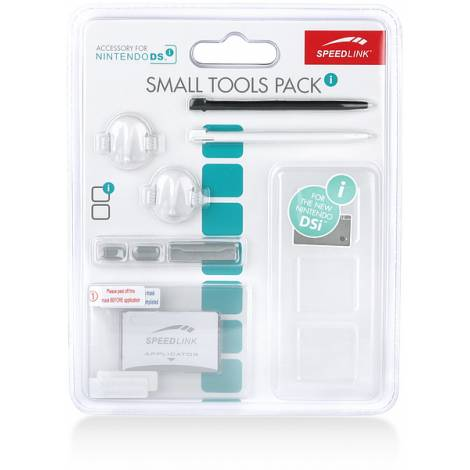 SPEEDLINK SL-5552-SWT SMALL TOOLS PACK FOR NDSI, 8IN1, WHITE (Nintendo DS)