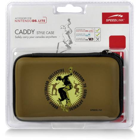 SPEEDLINK SL-5629-SKATER, CADDY STYLE CASE FOR NDSL, NDSI, SKATER