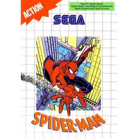 Spider-Man (SEGA MASTER SYSTEM)