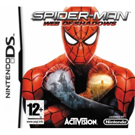 Spider-Man: Web Of Shadows - χωρίς κουτάκι (NINTENDO DS)