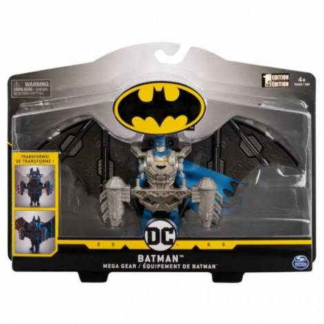 Spin Master Batman DC: The Caped Crusader - Batman Mega Gear (20122575)