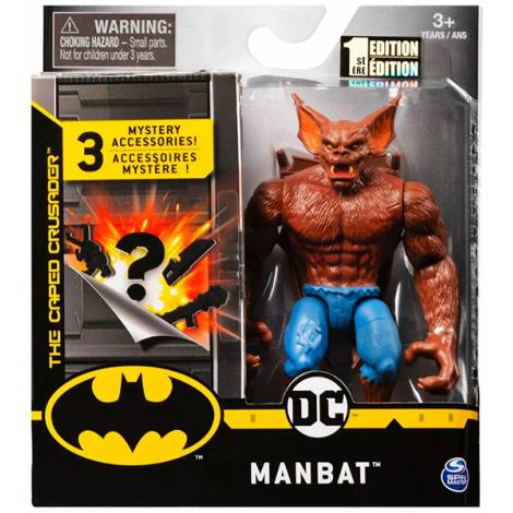 Spin Master Batman: The Caped Crusader - Manbat (10cm) (20127095)