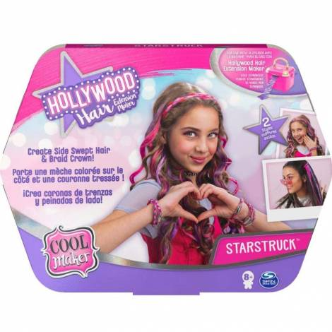 Spin Master Cool Maker: Hollywood Hair Extension Maker - Party Pop (20125275)