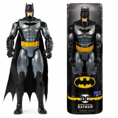 Spin Master DC Batman: Creature Chaos - Rebirth Tactical Batman Action Figure (30cm) (20127074)