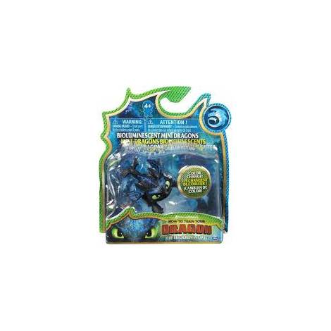 Spin Master - How to Train Your Dragon Bioluminescent Mini Dragons - Toothless (20107737)