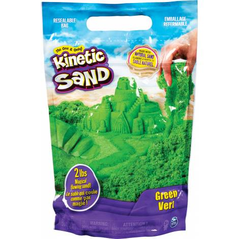 Spin Master Kinetic Sand - Green (20107735)