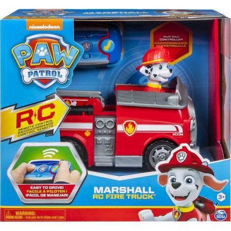 Spin Master PAW PATROL: Marshall RC Firetruck (20118695) (με χτυπημένο κουτάκι)