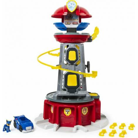 Spin Master Paw Patrol: Mighty Pups - Mighty Lookout Tower (6053408)
