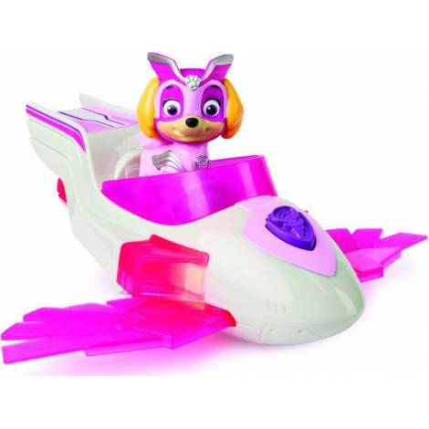 Spin Master Paw Patrol: Mighty Pups Super Paws - Skye Deluxe Vehicle (20115478)