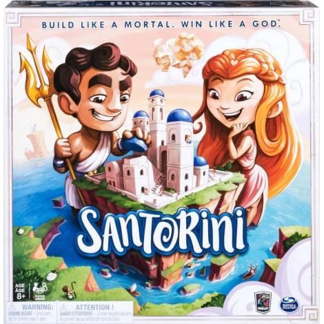 Spin Master - Santorini Gordon Hamilton Board Game (20095149)