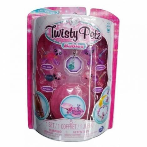 Spin Master Twisty Petz Babies Four Pack - Ping Koala, Sugar Puppy, Pong Koala & Spice Puppy (20104380)