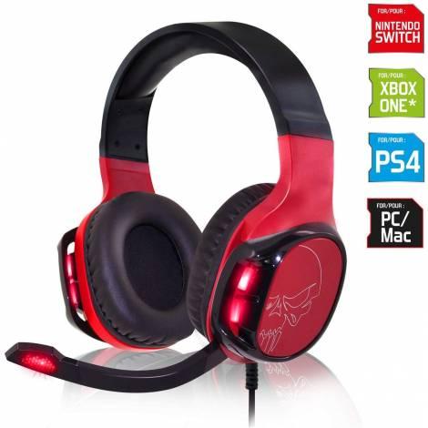 Spirit of Gamer Gaming Headset (MIC-EH60) ELITE-H60 (PC / PS4 / XBOX ONE /Nintendo Switch)