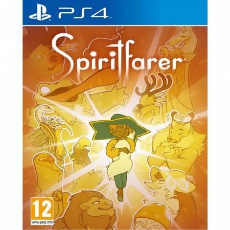 SPIRITFARER (PS4)