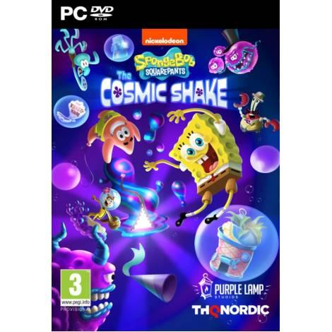 SpongeBob SquarePants: The Cosmic Shake (PC)