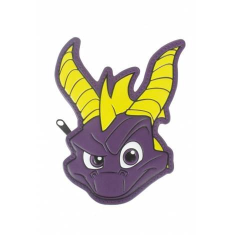 Spyro - Face Shaped Coin Purse