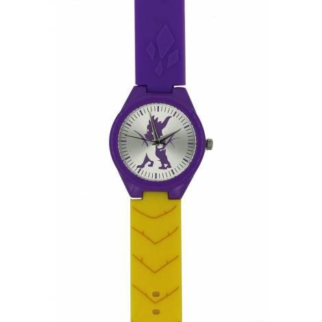 Spyro - Metal Face Spyro Silhouette Watch