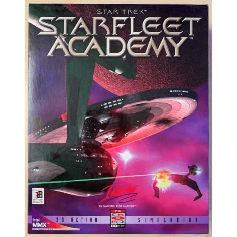 Star Trek: Starfleet Academy (PC) (Cd Only)