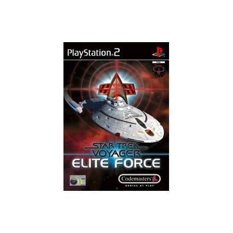 Star Trek: Voyager – Elite Force (PS2)  (CD Μονο)