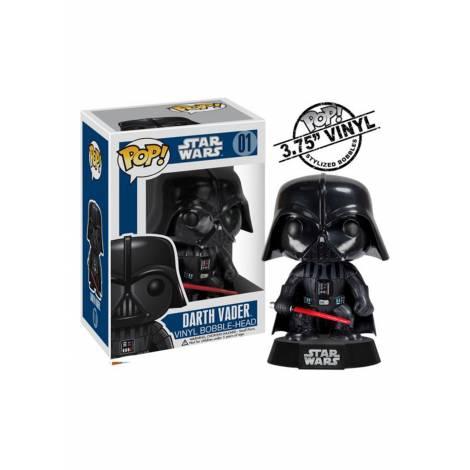 Star Wars Darth Vader Pop! Vinyl Figure Bobble Head #01