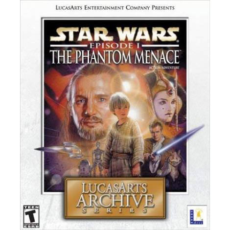 Star Wars Episode 1 Phantom Menace (PC)