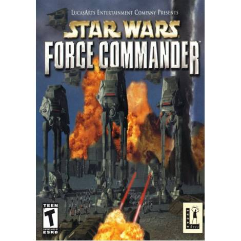 Star Wars Force Commander (PC) (Cd Only)