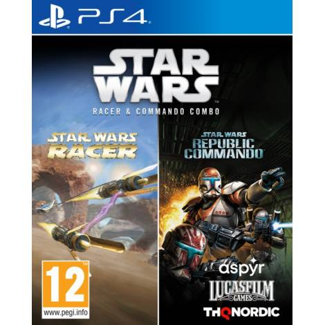 Star Wars: Racer and Commando Combo (PS4)