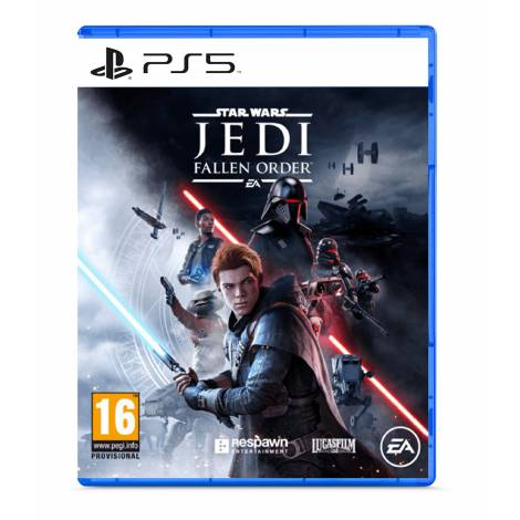 Star Wars - The Fallen Order (PS5)