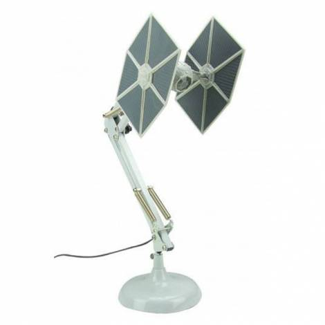 Star Wars - Tie Fighter Posable Desk Lamp (PP4501SW) - με χτυπημένο κουτάκι