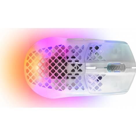 Steelseries Aerox 3 Wireless Mouse - Ghost