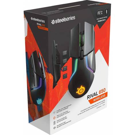 STEELSERIES MOUSE RIVAL 650 WIRELESS