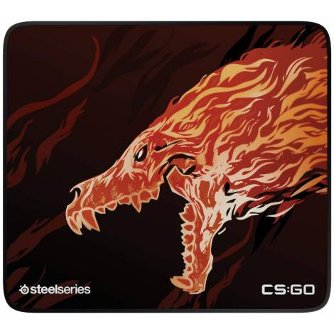 STEELSERIES MOUSEPAD QCK + CS:GO HOWL LIMITED EDITION