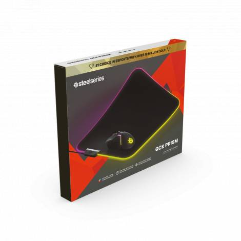 SteelSeries Mousepad QCK prism Cloth M *