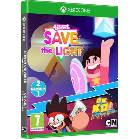 Steven Universe: Save The Light OK K.o.! Lets Play Heroes (Xbox One)