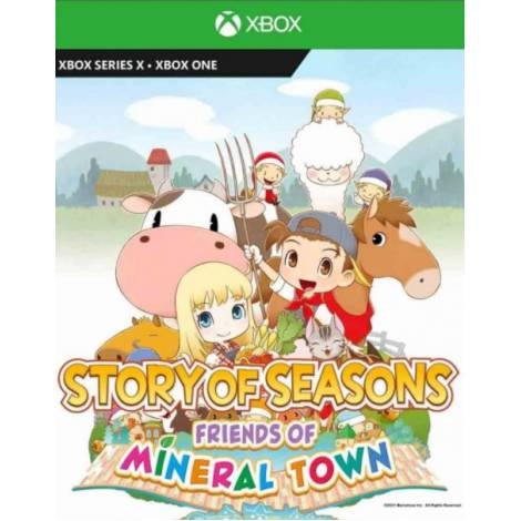 STORY OF SEASONS : Friends of Mineral Town (Xbox One/Xbox Series X|S)