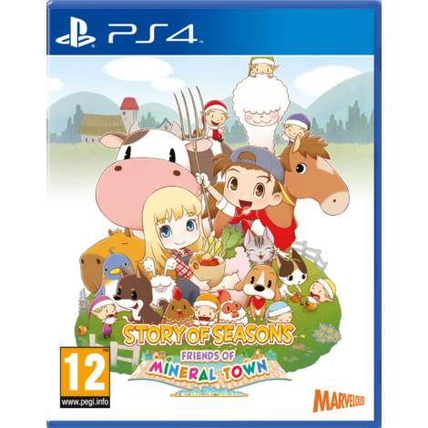 STORY OF SEASONS : Friends of Mineral Town (PS4)