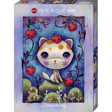 Strawberry Kitty 1000pcs (29895) Heye