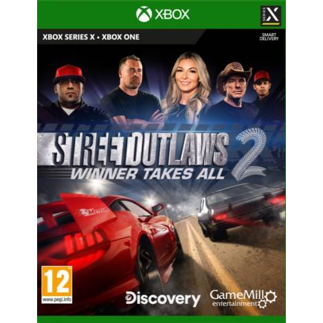 STREET OUTLAWS 2: Winner Takes All (Xbox One/Series X)