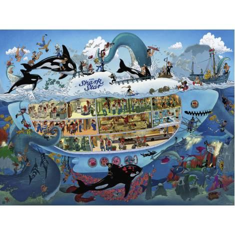 Submarine Fun 1500pcs (29925) Heye