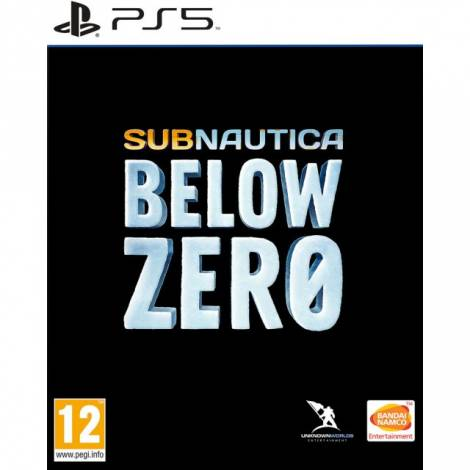 Subnautica: Below Zero (PS5)