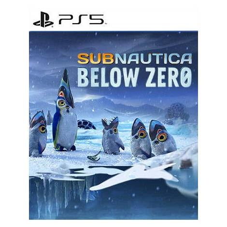 Subnautica : Below Zero (PS5)