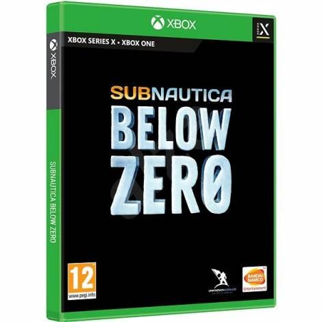 Subnautica: Below Zero (Xbox One) (Xbox Series X)