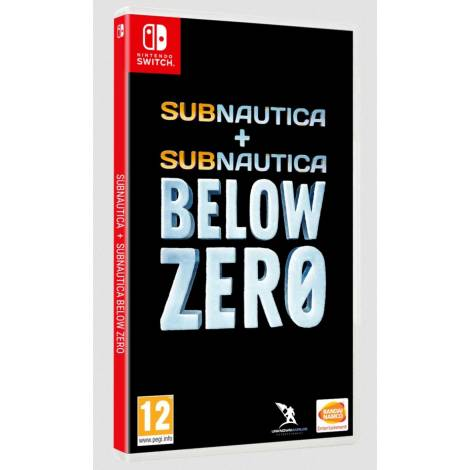 Subnautica + Subnautica: Below Zero (Nintendo Switch)