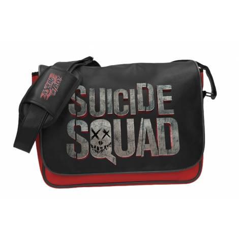 SUICIDE SQUAD - LOGO MESSENGER BAG (SDTWRN27440)