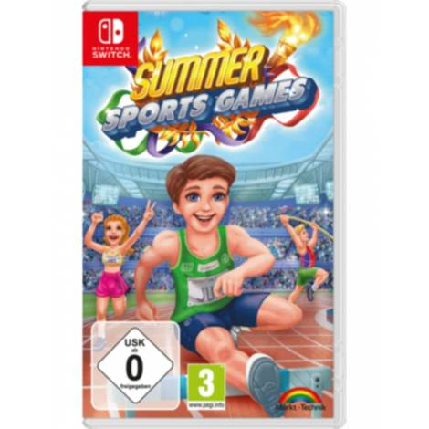 Summer Sports Game (Nintendo switch)