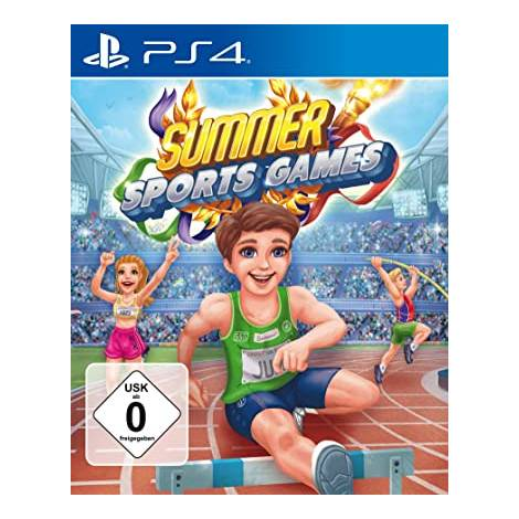 Summer Sports Game (PS4)