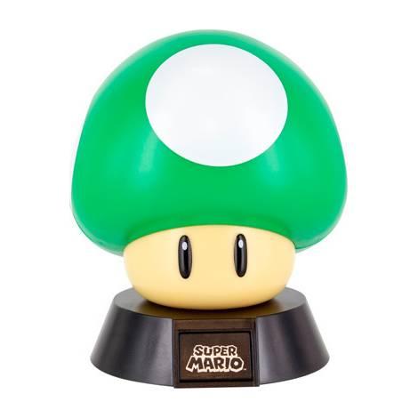 Super Mario Bros - 1Up Mushroom Icon Light (PP5095NN)