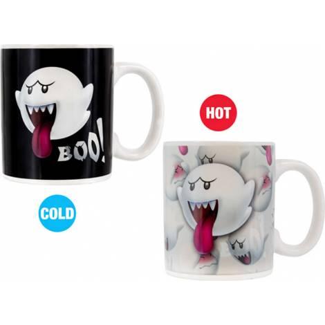 Super Mario Bros - Boo Heat Change Mug (PP4910NN)